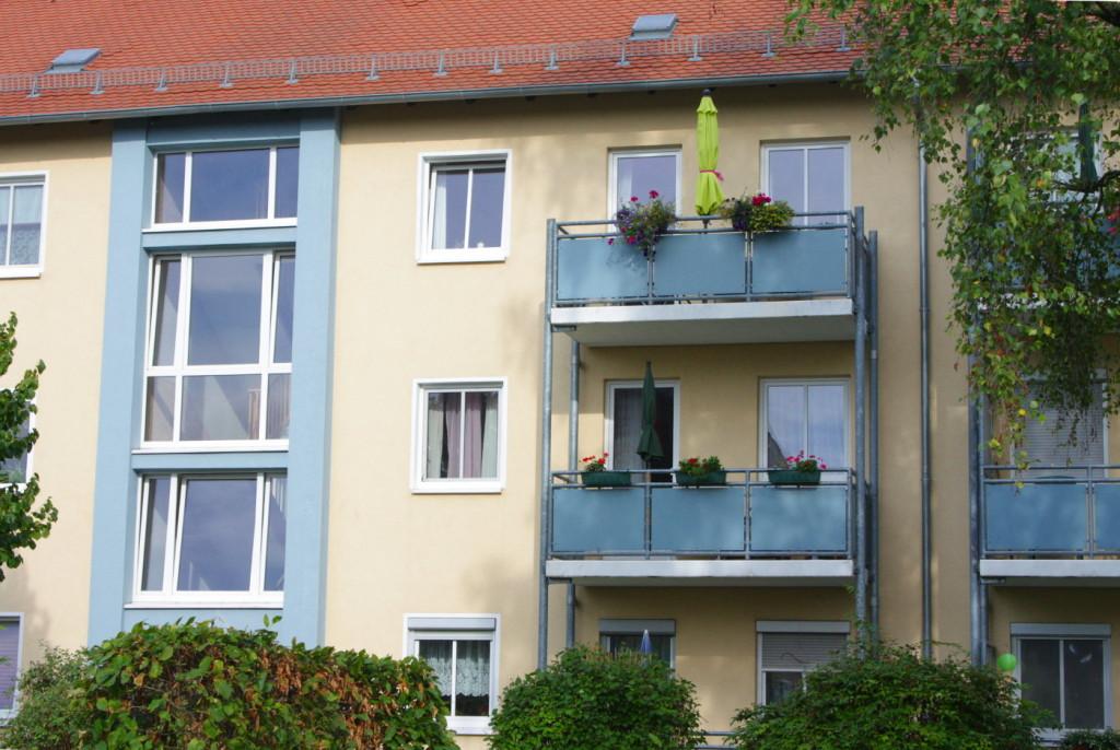Sichtschutz für Balkone